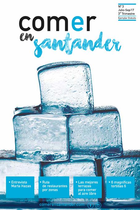 Revista Comer Santander Julio
